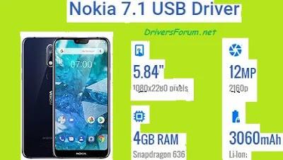 Nokia 7.1 USB Driver