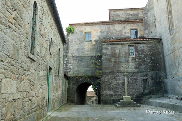 Túnel de las Monjas encerradas, Tui