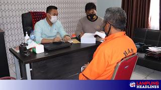 Ditetapkan Tersangka Dugaan Korupsi ADD, Kakon Kutawaringin Terancam 4 Tahun Penjara