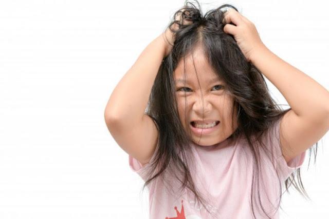 Kenali Penyebab Rambut Rontok Pada Anak
