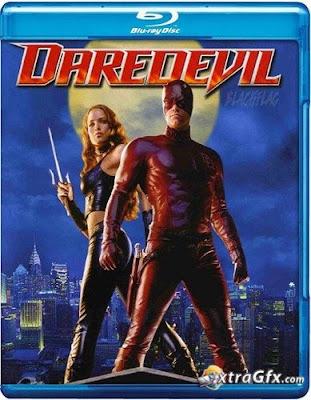 Daredevil (2003) Directors Cut 720p 900MB BRRip Hindi Dubbed Dual Audio [Hindi DD 2.0 – English DD 2.0] MKV