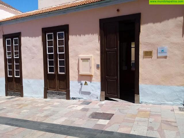 El Cabildo y Solidaridad La Palma renuevan la gestión de 13 plazas para personas mayores en la residencia en Los Llanos de Aridane