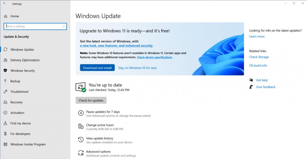 Come scaricare, installare, aggiornare Windows 11
