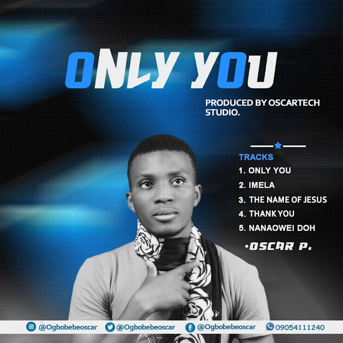 DUAL ALBUM || OSCAR P - ONLY YOU + NOTHING WITHOUT YOU