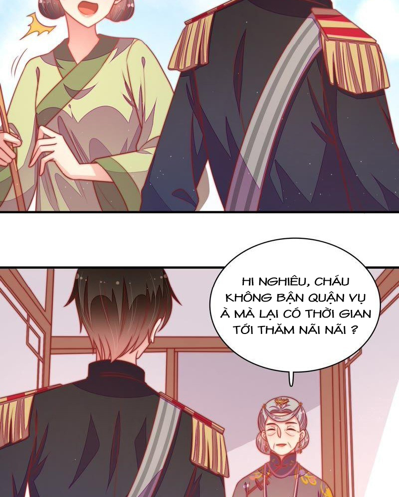 Ngày Nào Thiếu Soái Cũng Ghen Chap 205