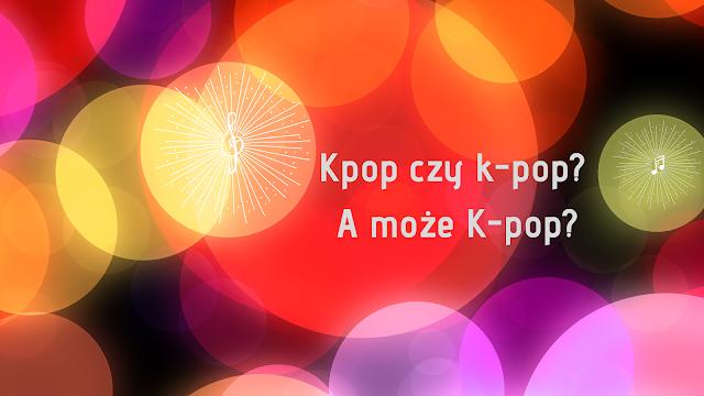 K-pop kpop k-pop