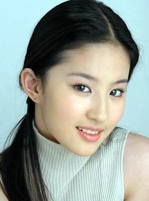 die hübscheste chinesische fra