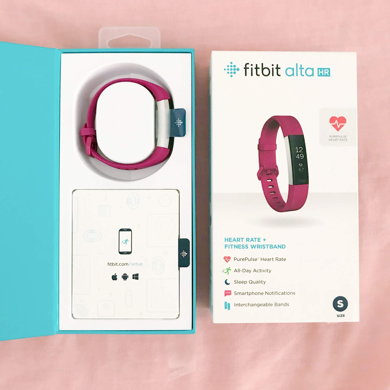 My Fitbit Alta HR Review ♥ - ARTSY FARTSY AVA