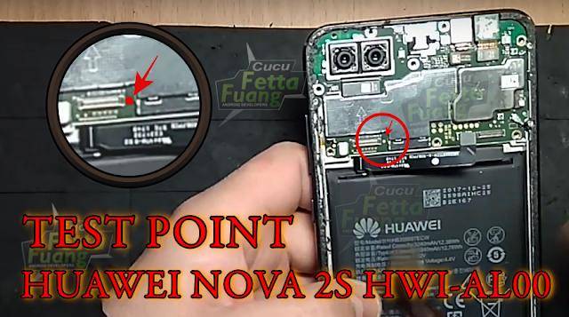 Huawei Nova 2s Hwi Al00 Test Point Tembel Panci