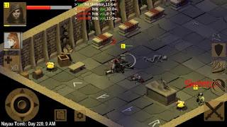Exiled Kingdoms RPG mod apk