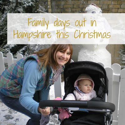 Family days out in Hampshire this Christmas
