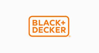 Black & Decker خط لوجو