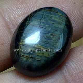 Batu Permata Black Tiger Eye - ZP 740