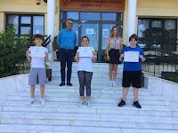 Βραβεύτηκαν οι νικητές του 4ου Διαγωνισμού Προγραμματισμού του Δημοτικού «ΔΕΛΑΣΑΛ»