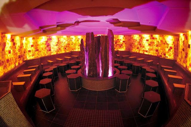Indoor Beach Bar