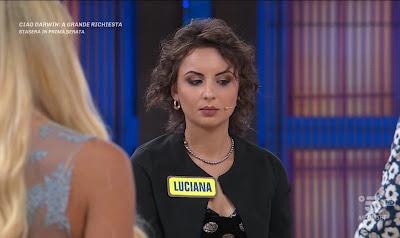 Luciana Manzo avanti Un Altro 12 marzo