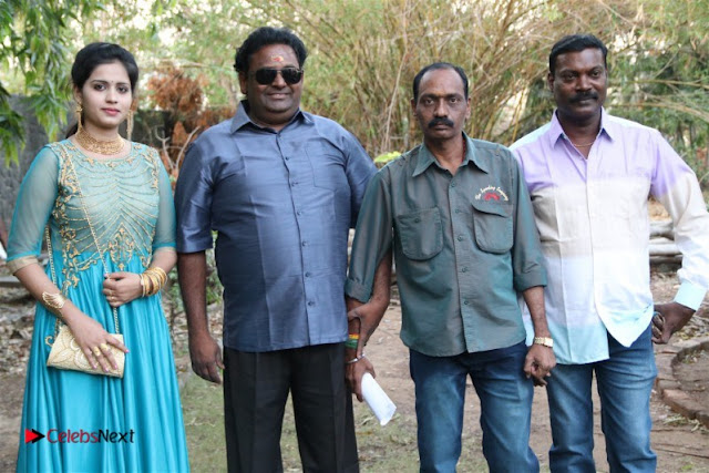 Chandhira Boothagi Tamil Movie Team Meet Stills  0016