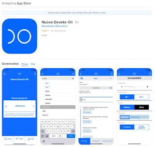 Devoto-Oli Dictionary - The App in the Apple Store