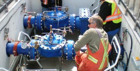 pemasangan-PRV-di-area-turbine