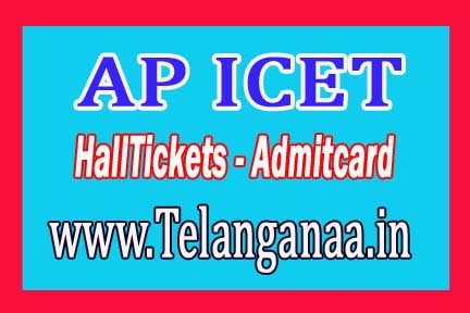 Andhra Pradesh ICET HallTickets AP ICET 2017 Admitcard Download
