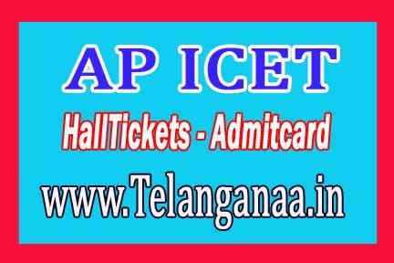 Andhra Pradesh ICET HallTickets AP ICET 2018 Admitcard Download