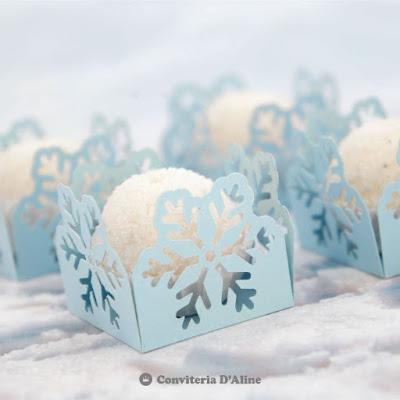 frozen forminha docinho personalizada