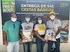 Governo do Ceará contempla municípios do Cariri com distribuição de cestas básicas.