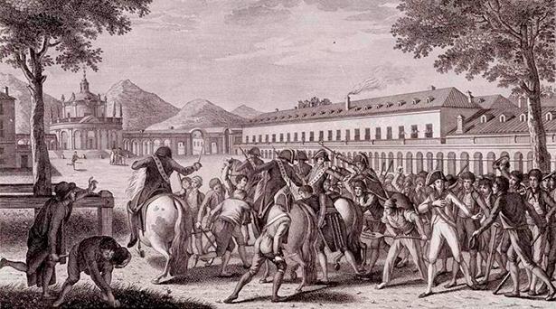 Motín de Aranjuez (marzo 1808)