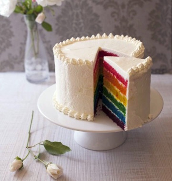Layer Cake Arc-En-Ciel