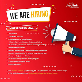 Marketing Executive di TheClinic