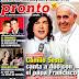 Camilo Sesto lanza un nuevo tema con la voz del Papa Francisco!. Llevará por título «Padre nuestro», según ha anunciado la discográfica del artista.