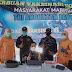 Serbuan Vaksin Maritim TNI AL Sasar Penumpang Terminal Pelabuhan kota Biak