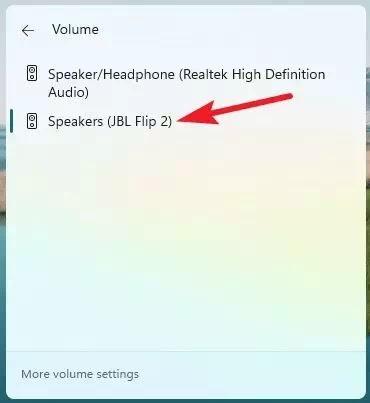 Cara Mengubah Perangkat Output Audio di Windows 11-3