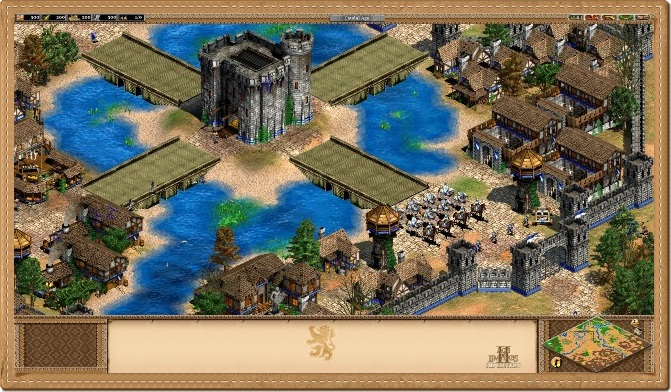 age of empires 2 gold  full version