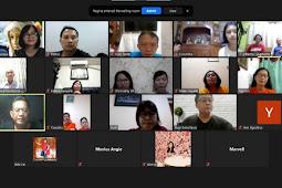 Ibadat Virtual Penutupan Doa Rosario 5 Lingkungan Santo Petrus 4