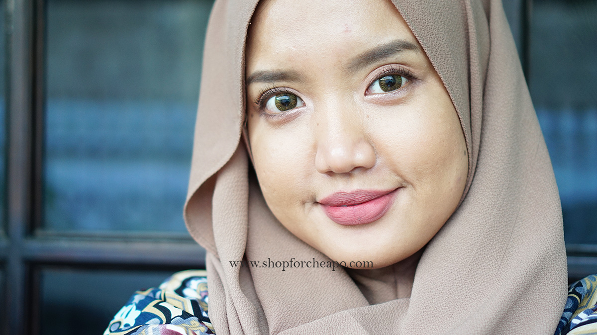 Review Softlens X2 Bio Four Chocolate Mousse