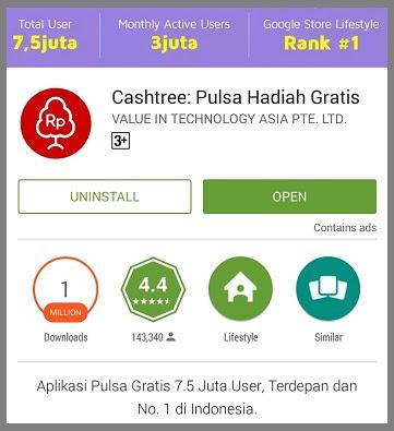 6 Aplikasi Penghasil Pulsa Gratis di Android 2016