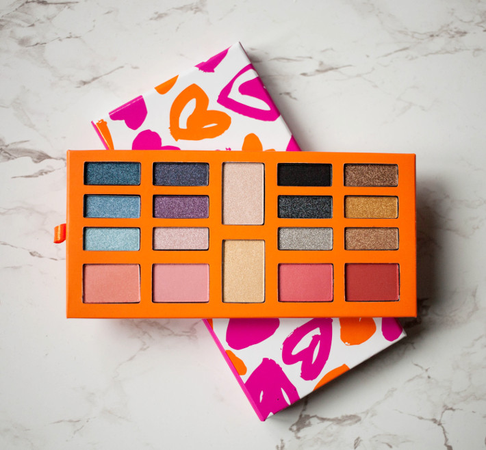 Beauty: Only You Love palette review