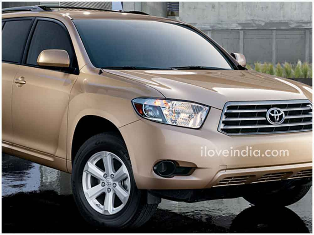 Speed Lovers Toyota Highlander