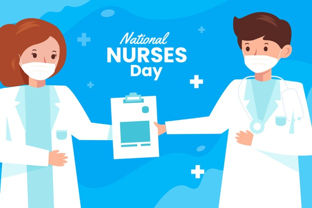 History of today:On this day, 'Lady with the Lamp' was born Florence Nightingale, International Nurse Day is celebrated in her honor.