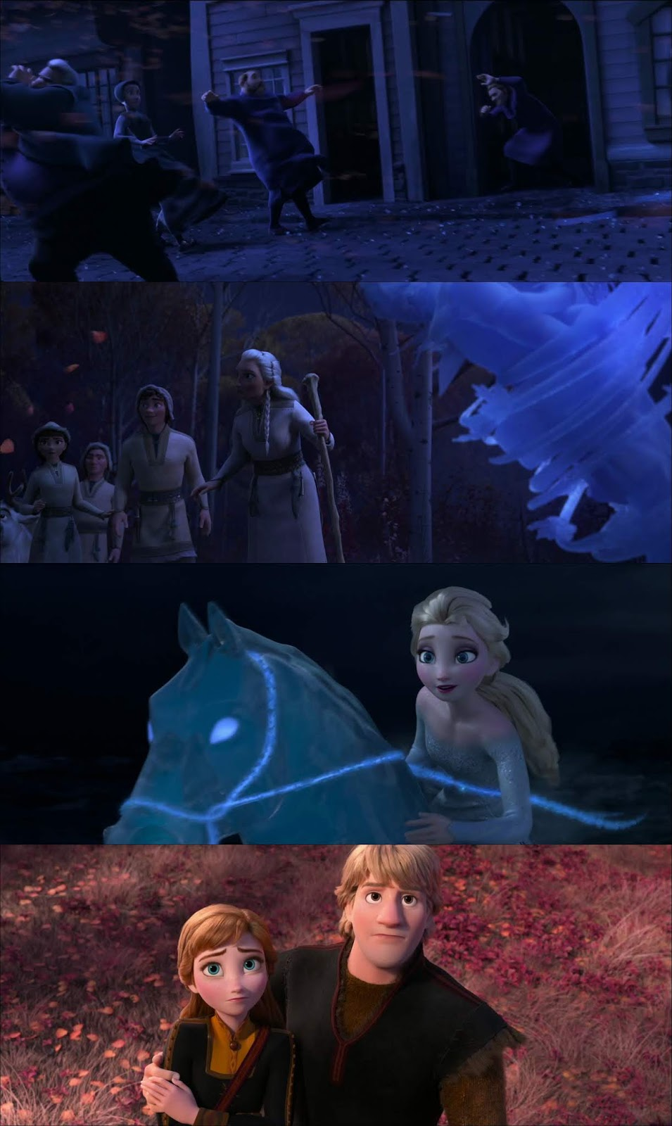 Frozen 2 (2019) HD 1080p Latino