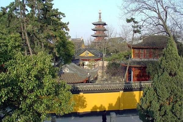 วัดหานซาน (Hanshan Temple) @ www.chinahotelsreservation.com