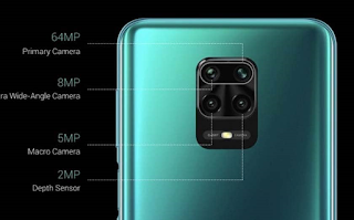شاومي ريدمي نوت 9 برو ماكس -  Xiaomi Redmi Note 9 Pro Max