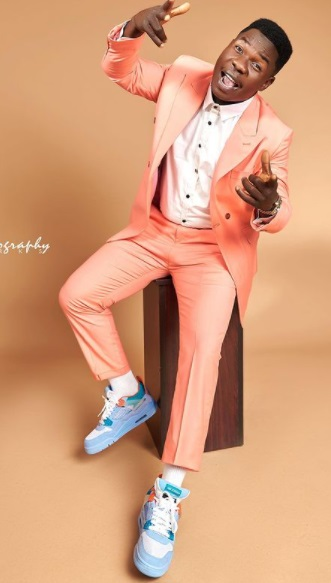 Dele 'omo woli' releases new photos as he turns a year older