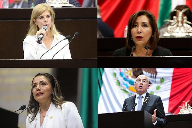 Aborta el albazo de Morena y el PT en el caso Tamaulipas: diputadas y diputados del PAN