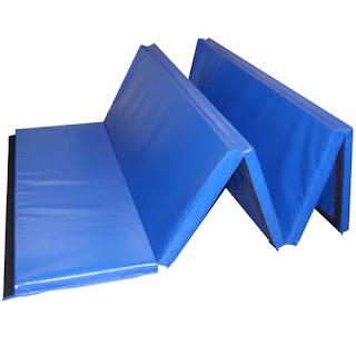 Greatmats Folding Gym Mats Gymnastics Work Out
