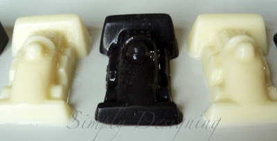 ChocCars03 Black and White Chocolate Race Cars with FREE Printable Topper 30