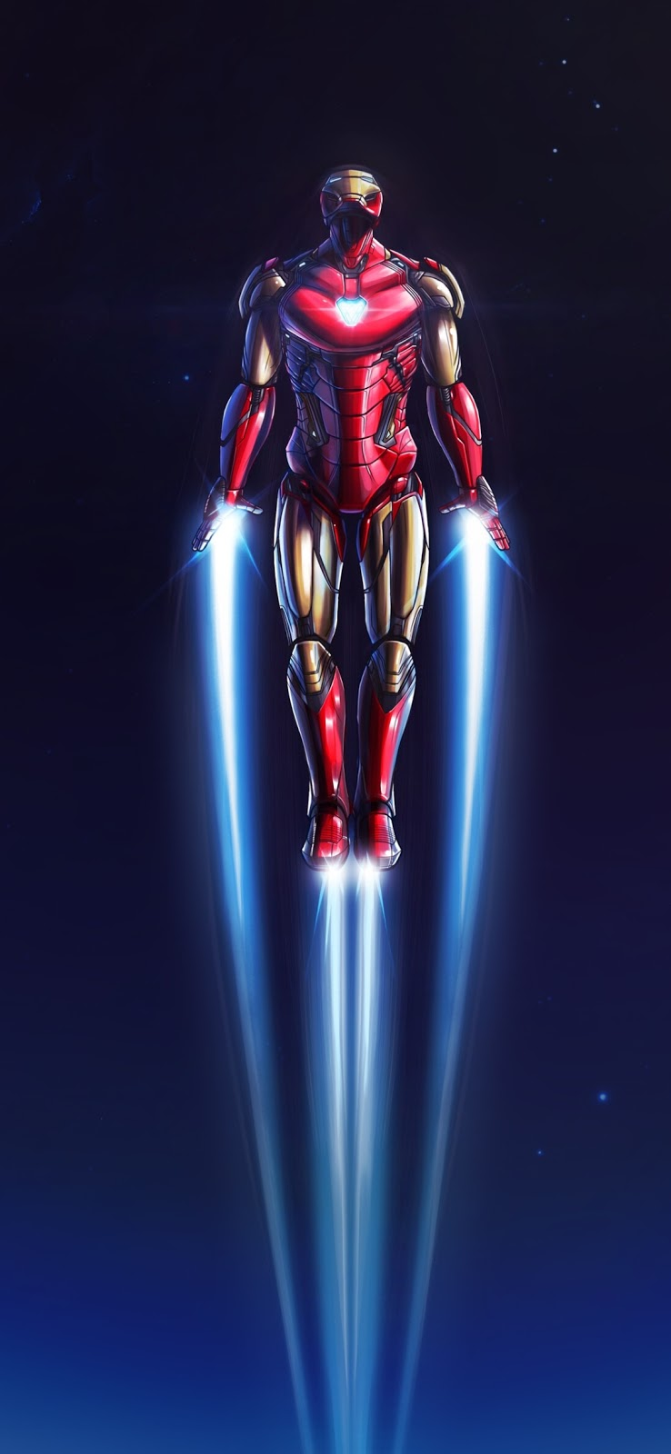 Iron Man Mobile Wallpaper