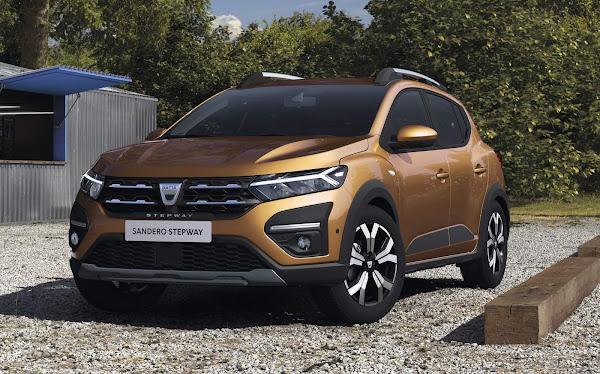 Novo Renault Sandero e Stepway 2021: fotos e detalhes