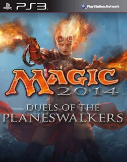 Magic The Gathering Duels of the Planeswalkers 2014 PS3 Torrent